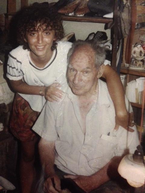 Me and Grandad (July 1989)