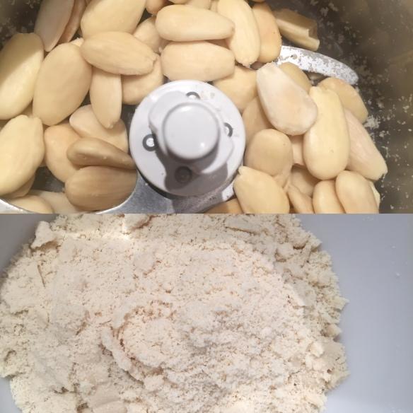 fine almond flour